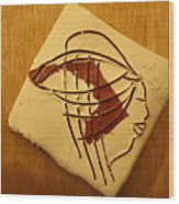 Paloma - Tile Wood Print