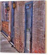 Palouse Wall Wood Print