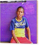 Panama Kids 967 Wood Print