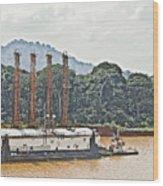 Panama048 Wood Print