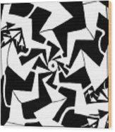 Paparazzi Maze Wood Print