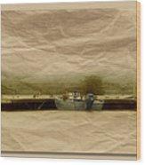 Papper Art 0001 Wood Print