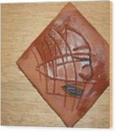 Papyrus - Tile Wood Print