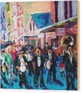 Parade For Joe Wood Print