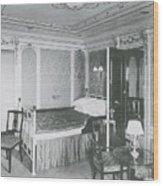 Parlour Suite Of Titanic Ship Wood Print