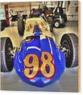 Parnelli At Indianapolis Wood Print