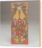 Partridge In A Pear Tree Wood Print