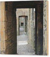 Passages Wood Print