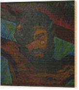 passion of Christ Wood Print