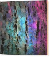 Passion Spell Wood Print