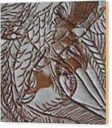 Passions - Tile Wood Print