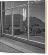 Past Reflections Wood Print
