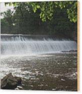 Patapsco Valley State Park - Bloedes Dam Wood Print