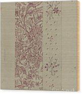Patchwork Quilt Wood Print