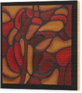 Pattern 1 Wood Print