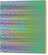 Pattern 117 Wood Print