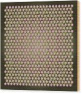 Pattern 158 Wood Print