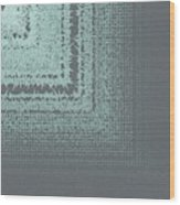 Pattern 180 Wood Print