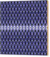 Pattern 185 Wood Print