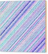 Pattern 26 Wood Print