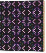 Pattern 58 Wood Print