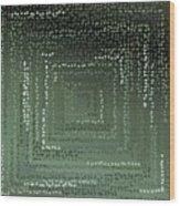 Pattern 64 Wood Print