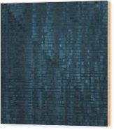 Pattern 75 Wood Print