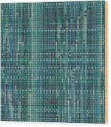 Pattern 81 Wood Print