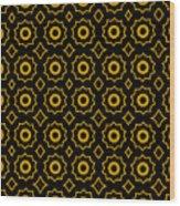 Pattern 84 Version 2 Wood Print