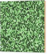 Pattern 93 Wood Print