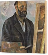 Paul Cezanne (1839-1906) Wood Print