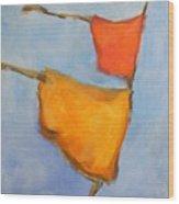 paul klee Painting, Scarecrows  Wood Print
