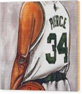 Paul Pierce - The Truth Wood Print