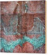Paul's Floor Wood Print