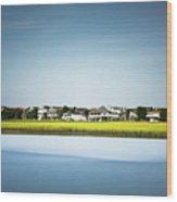 Pawleys Island Marsh Wood Print