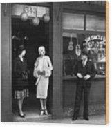 Pawn Shop, C1925 Wood Print