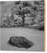 Peace And Harmony Wood Print