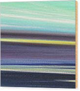 Peace Is Colorful - Panoramic 2 Wood Print