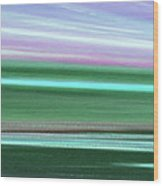 Peace Is Colorful 3 - Panoramic Wood Print