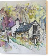 Peak District 09 B Wood Print