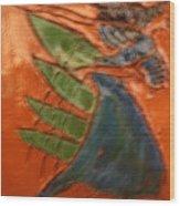 Peals -  Tile Wood Print