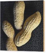 Peanuts  Wood Print