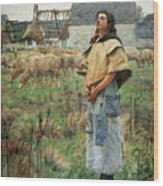Pearce C S Sainte Genevieve Wood Print