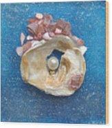 Pearl Of The North Sea Sylt No 0 Wood Print