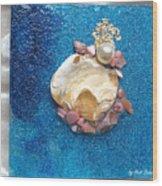 Pearl Of The North Sea Sylt No 1 Wood Print