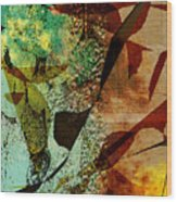 Pebble Wood Print
