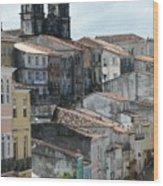 Pelourinho 2 Wood Print