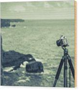 Pembrokeshire Coast National Park 2 Wood Print