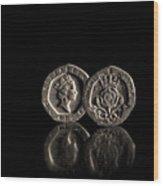 Pence Wood Print