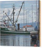 Pender Isle At French Creek Wood Print